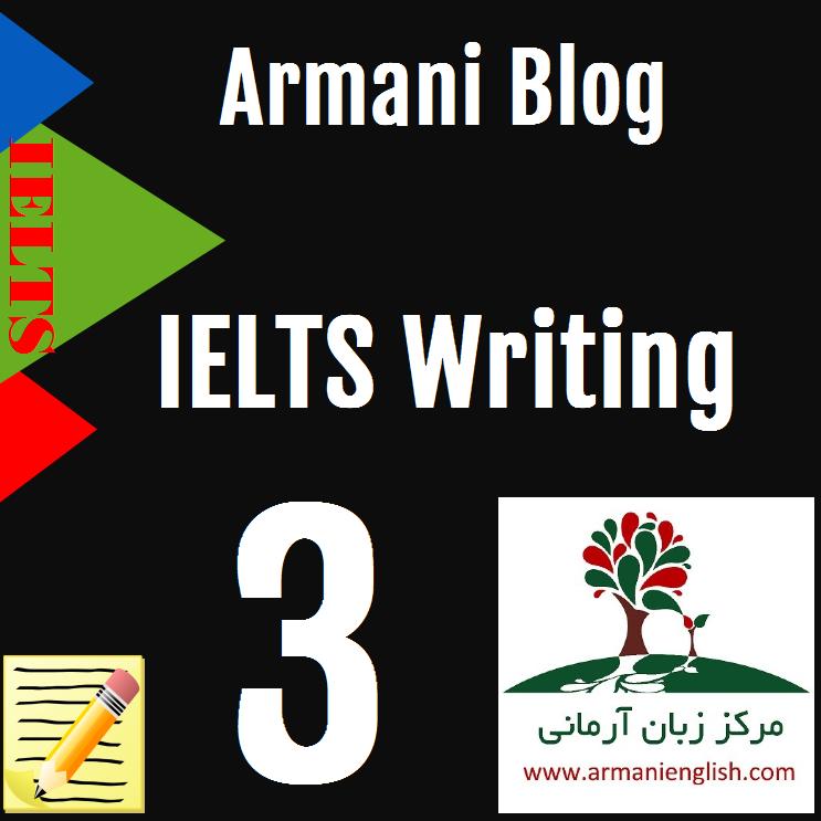 Armani English IELTS Writing 3