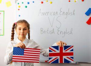 لهجه بریتانیایی و آمریکایی